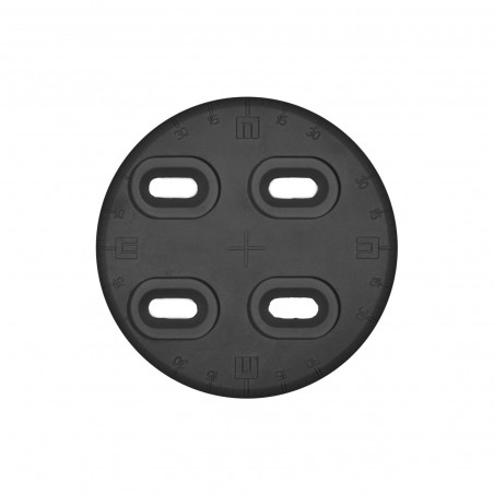 Mounting Discs 4x4 Nylon